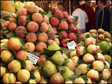 Fruit (Image: BBC)