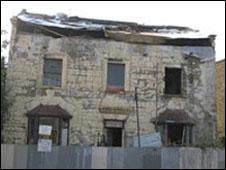 William Lyttle's house