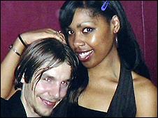 Wayne Weldon and Ramona Hodge