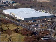 Amazon's warehouse