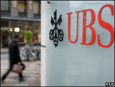 UBS office logo