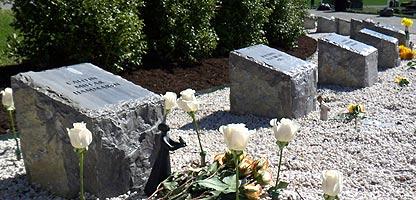 Virginia Tech memorials