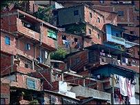 Barrio José Felix en Caracas.