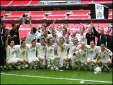 Truro City FC: Winners of the 2007 FA Vase