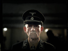 Picture of Nazi soldier
