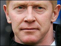 Aldershot Town boss Gary Waddock