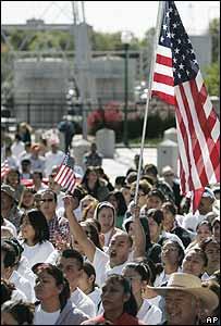 Hispanos en EE.UU.