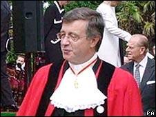 Sir Philip Bailhache