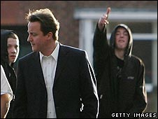 David Cameron and Ryan Florence