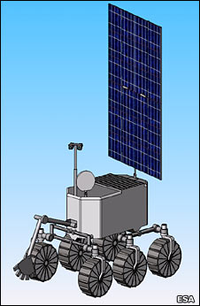 Lunar rover (Esa)