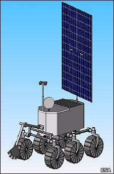 Lunar rover (Esa)