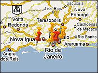 Rio en Wikicrimes