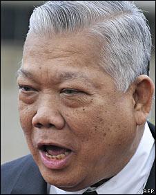 Thai PM Samak Sundaravej