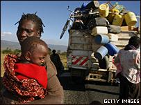 Desplazados internos en Kenia