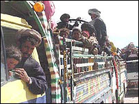 Afghan refugees in Pakistan