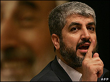 Khaled Meshaal in August 2005