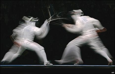 Fencing in Beijing