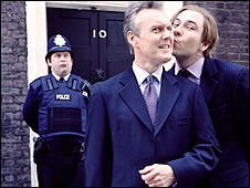 Anthony Head and David Walliams in Little Britain