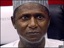 Umaru Yar'Adua