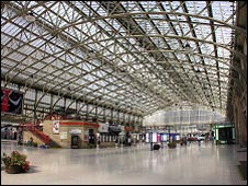 Aberdeen Railway Station [Pic: Undiscovered Scotland]