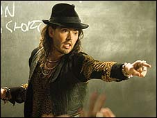 Russell Brand in St Trinian's