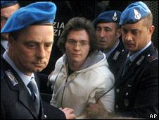 Suspect Raffaele Sollecito