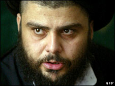 Moqtada Sadr (file picture)