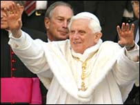 البابا بنديكتوس السادس عسر