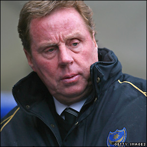 Pompey boss Harry Redknapp
