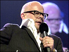 Harry Hill in 2001