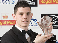 Livingston forward Graham Dorrans