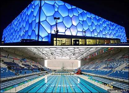 Beijing's 'Water Cube'