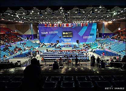 Beijing University Gymnasium