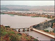 Inga Dam, DR Congo