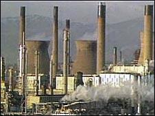 Ineos refinery