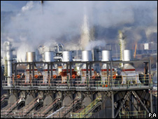 Grangemouth Ineos plant (Picture by PA)