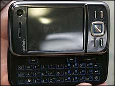 Mobile phone/PDA