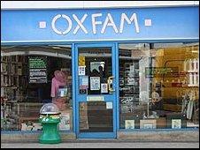 Stowmarket Oxfam
