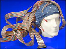 headset for EEG