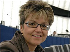 German MEP Ingeborg Graessle (courtesy European Parliament)