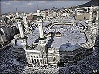 La Meca, Arabia Saudita, AP
