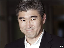 US envoy Sung Kim, 21/04