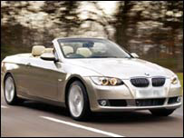 BMW 325 convertible  (library)