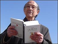 José Corredor Matheos, crítico literario y cultural catalán. Foto: Diana Zileri