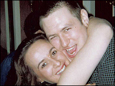 Heather Wardle and her partner Brian Kirby
