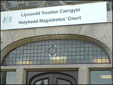 Holyhead Magistrates' Court