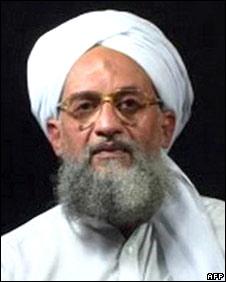 Ayman Zawahiri (file picture 2006)