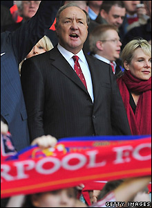 Liverpool co-owner Tom Hicks