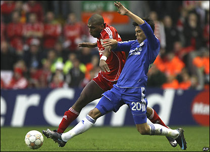 Ferreira tries to tackle Babel