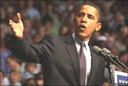 Barack Obama's post-primary speech in Evansville, Indiana